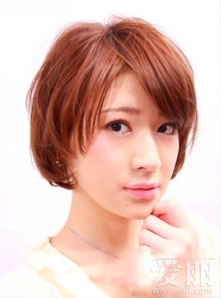 2013春季最新流行短发 凸显完美气质/组图图片