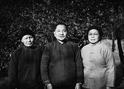 """邓小平夫人卓琳用手心写字""""说话"""":林彪死了"""