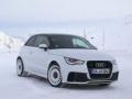 [海外新车]从行动到思想 奥迪A1雪地试驾