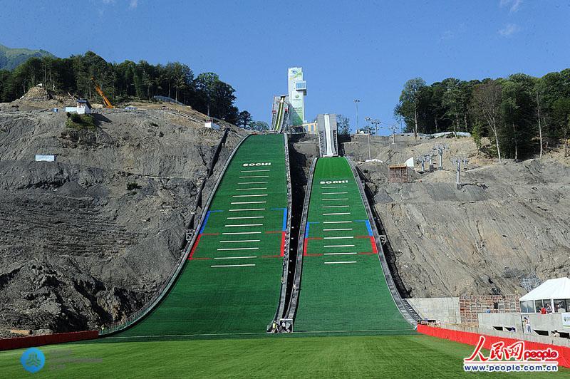 劳拉 高山滑雪与冬季两项体育中心