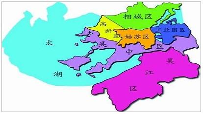 设立泰州市姜堰区,以原县级姜堰市的行政区域为姜堰区的行政区域.
