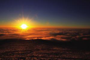 太阳升起的地方(图)