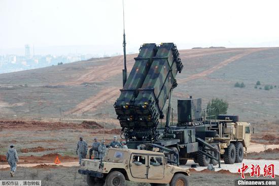 """土耳其为部署""""爱国者""""导弹每年将花850万美元"""