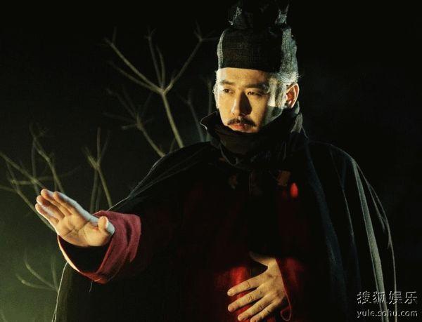 吴秀波《四大名捕》财神