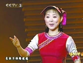 鲍蓉家庭背景_曝12年前女歌手绕过导演上春晚 疑似鲍蓉(图)