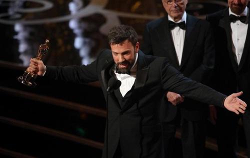 落选最佳导演提名的本-阿弗莱克逆袭成功,《逃离德黑兰》登顶最佳影片