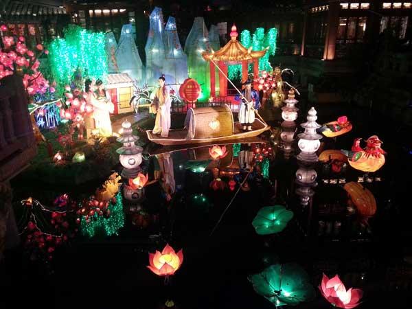 喜迎这个中华民族的传统节日