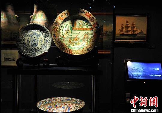 2月25日,香港海事博物馆新馆正式开幕 新馆设有15个全新的...