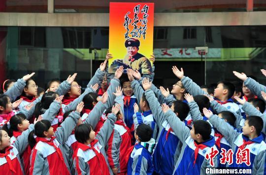 九江厦门小学倡导学雷锋、树新风、爱他人、最强-龙小学江西莲5图片