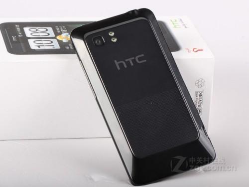 HTC G19 X710e(Raider 4G)背面