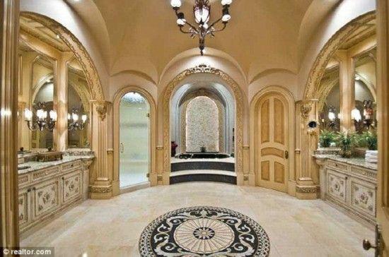 组图:看亚特兰大最贵豪宅内景图片