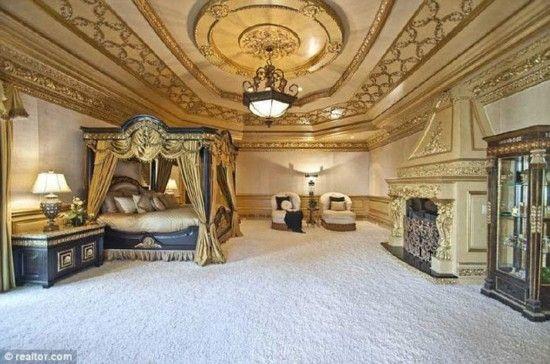 亚特兰大最贵豪宅奢华堪比宫殿图片