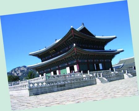 仁川景福宫