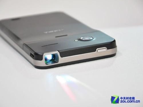 全球最亮投影手机 康佳viva999亮相mwc 搜狐滚动
