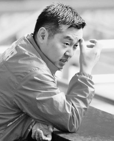 国乒总教练 刘国梁女队主教练 孔令辉