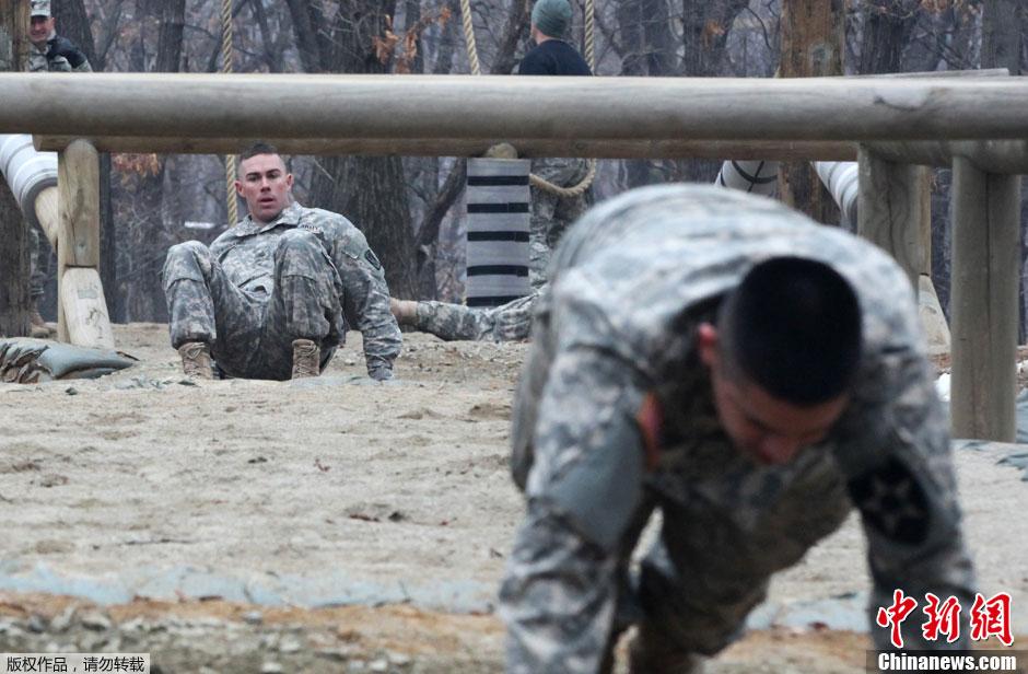 陆军军事训练_中泰陆军特种部队反恐训练开始全球军事网
