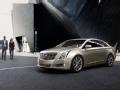 [海外新车]凯迪拉克新豪华车XTS创新问世
