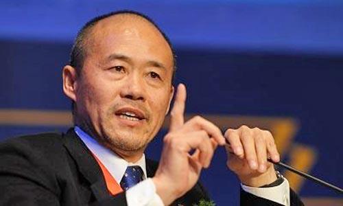 万科董事会主席王石(资料图)