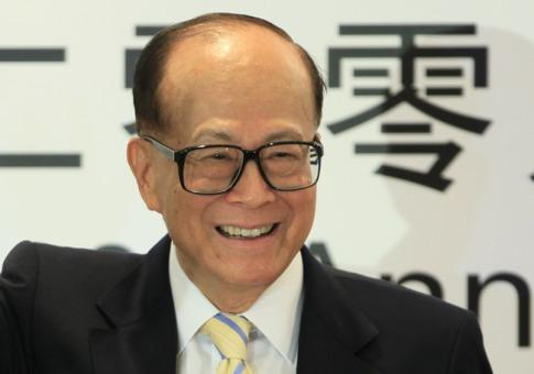长实主席李嘉诚(资料图)