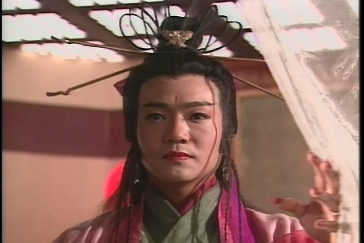 吕颂贤版《笑傲江湖》,东方不败
