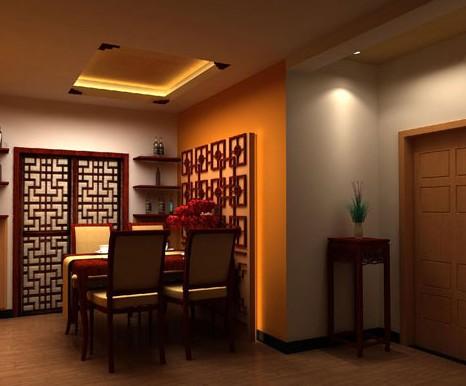 最炫中国风新中式组图巧v组图(餐厅)滨海环境建筑设计任务书图片