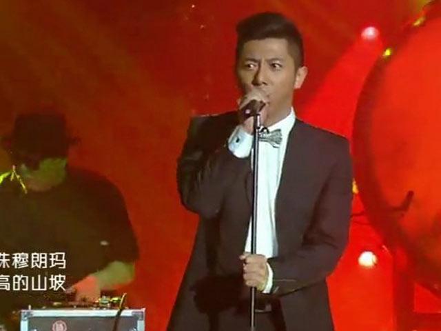 《我是歌手》片花 羽泉激情献唱《大中国》 为歌曲赋予摇滚内涵