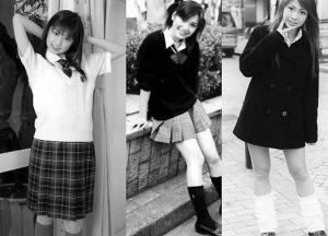 日本校服追求西式风格