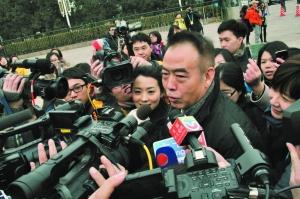陈凯歌对北京的污染感到心痛。