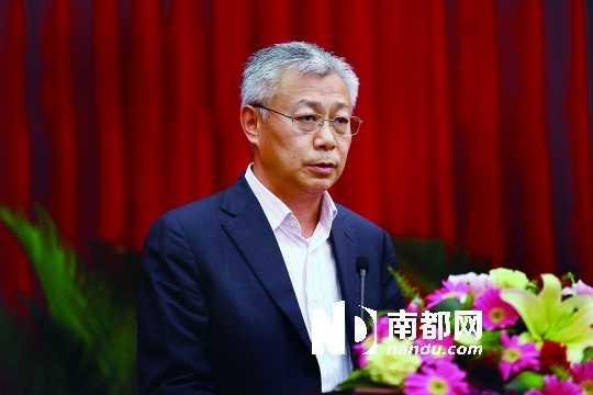 海南三亚市委副书记、市长王勇。 新华社资料图片