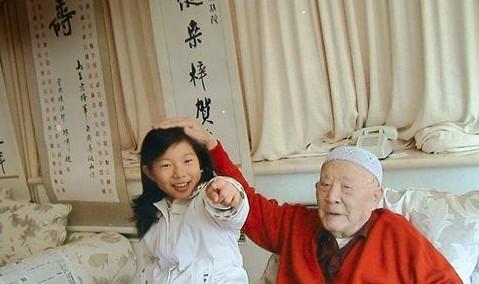 晚年的吕正操(图片来源:大众网)