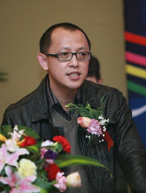 我是歌手 总导演洪涛