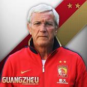 幻灯:2013广州恒大标准照出炉 银狐领衔众将士