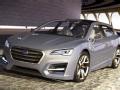 [海外新车]创新的愿景斯巴鲁VIZIV概念车