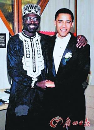 """奥巴马在中国的弟弟_哥哥常""""黑""""奥巴马 借其名做慈善或吞善款(图)-搜狐滚动"""