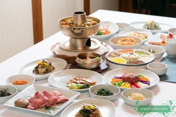韩国传统美食