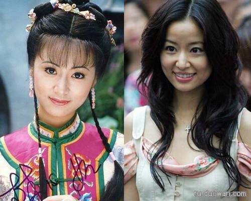 据说当时琼瑶剧组因为林心如长的不好看又是新人,还差点把她送回台湾不给拍了。其实那时候林心如只不过有点婴儿肥而已,还是蛮漂亮的,哭相也不错。