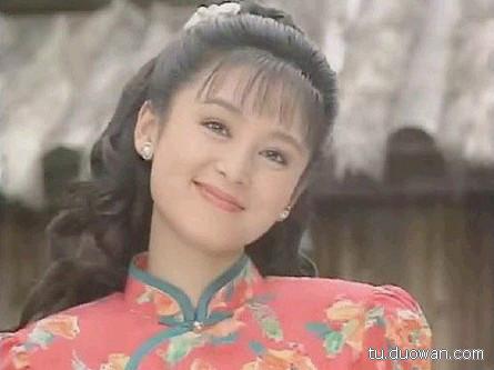 陈红年轻时绝对是个大美女。