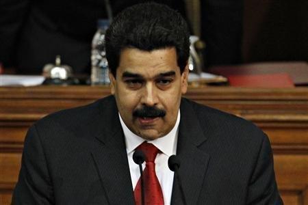 委内瑞拉副总统被指定为接班人 系公交司机出身