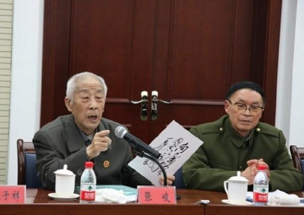 雷锋 辽宁/3月5日,辽宁抚顺雷锋纪念馆,张俊在会上发言。