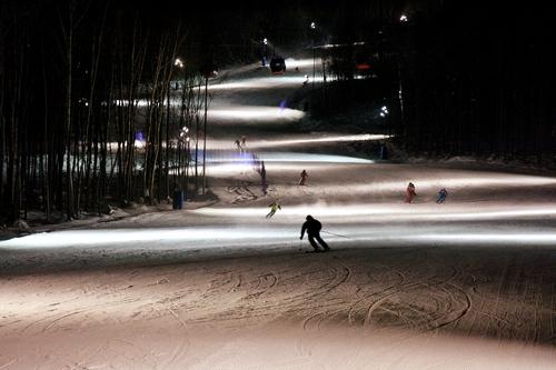 """""""备受推崇的10个著名雪场""""--万达长白山国际度假区滑雪场荣誉上榜"""