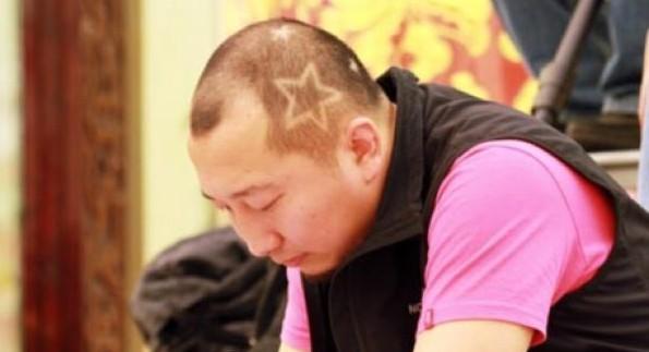 五星头发型怎么编