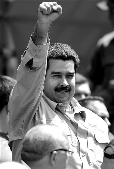 委内瑞拉副总统马杜罗。图/东方IC