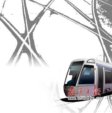 尚处试验期规划赶趟来 广州有轨电车你悠着点
