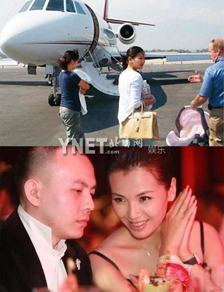 之后刘涛每次现身,不是名牌傍身就是乘坐私人飞机,或者牵着老公的手亮相各种时尚活动,无不在昭示着自己阔太生活十分幸福。