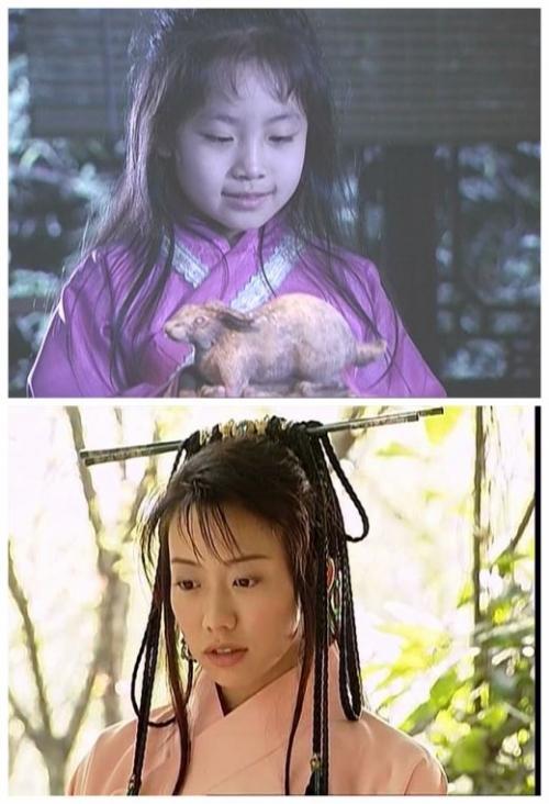 虽然小编不讨厌吴辰君但是演大美女孔慈是不是