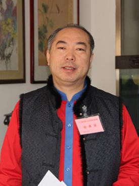 全国人大代表,中华慈善总会荣誉副会长周森.资料图图片