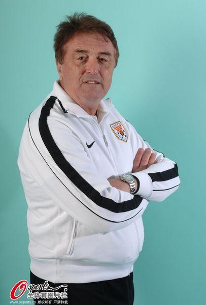 主教练安蒂奇