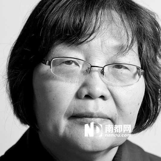 全国人大代表、著名编剧赵冬苓。