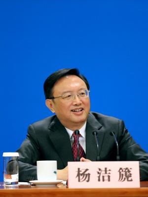 外交部长杨洁篪就中国外交政策答中外记者问(一)