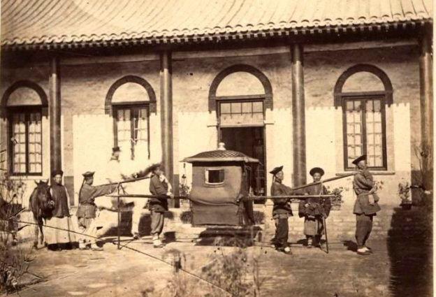 旧照�_英档案馆珍藏的中国旧照(组图)